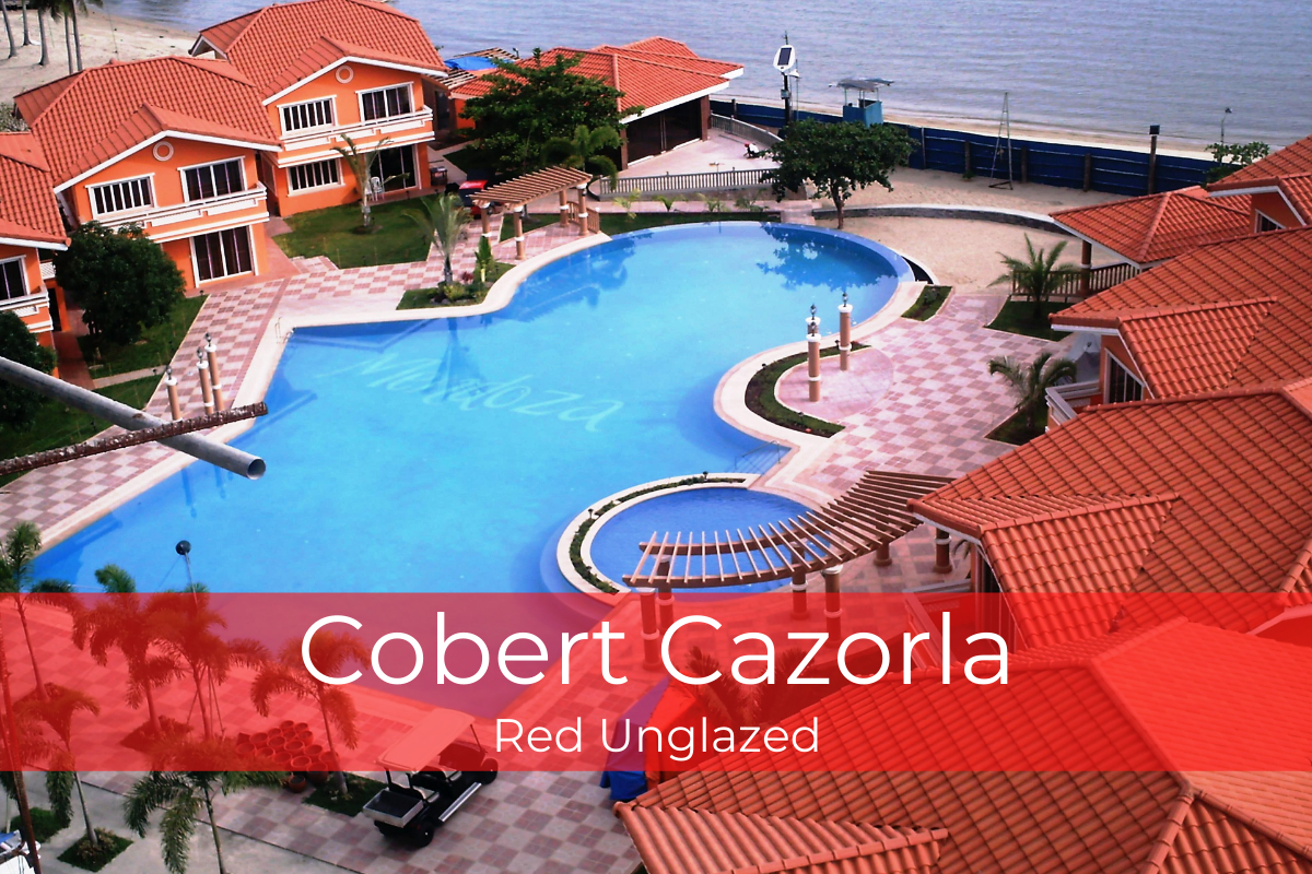 Cobert Cazorla (Red Unglazed)