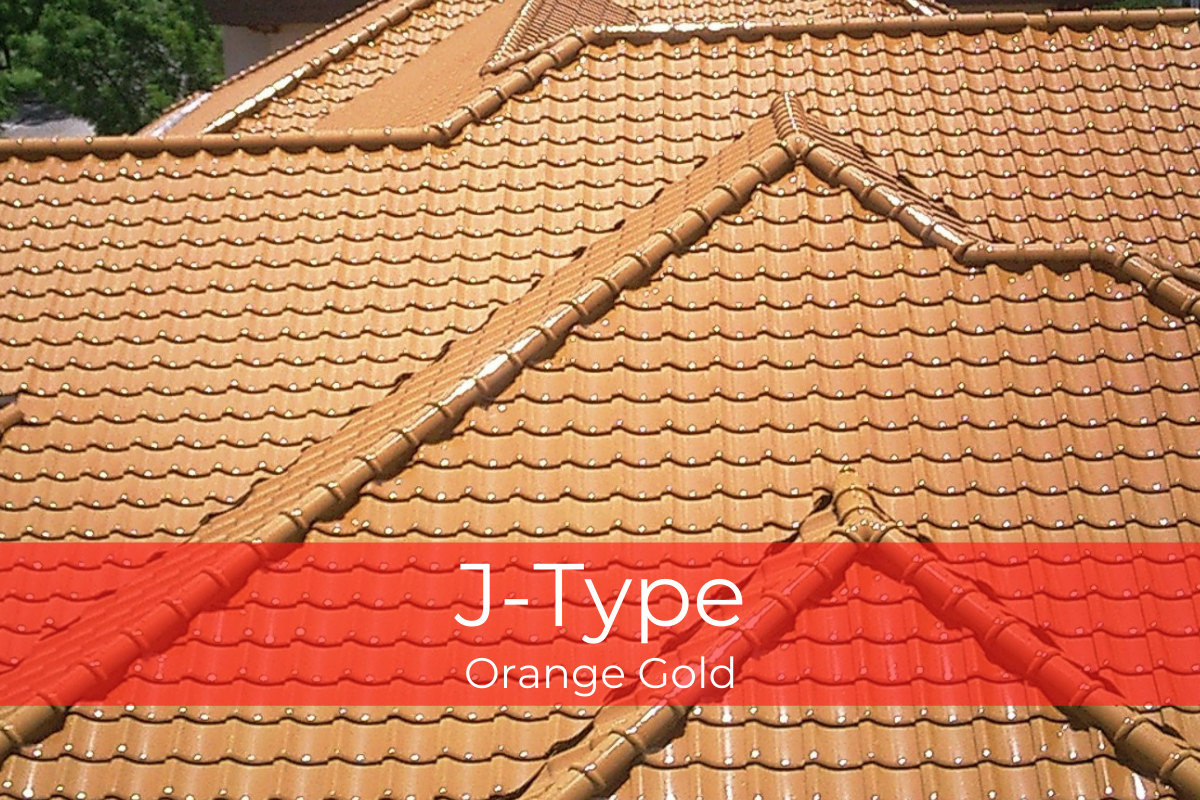 J-Type (orange gold)