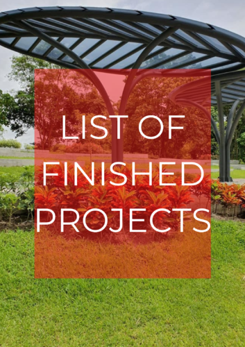 List of Finished Projects