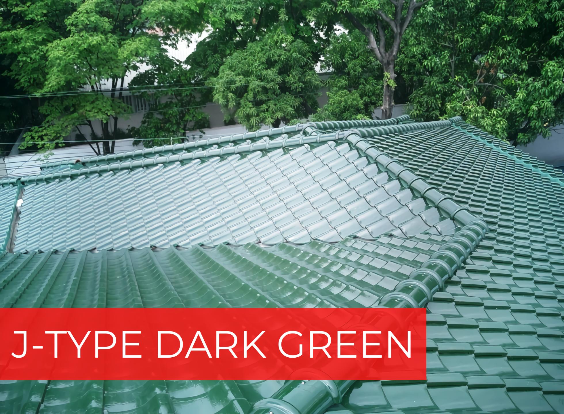 J-TYPE DARK GREEN photo