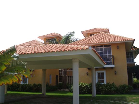 Meridional Red Roofing Photo