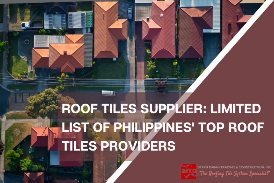 roof tiles supplier blog photo
