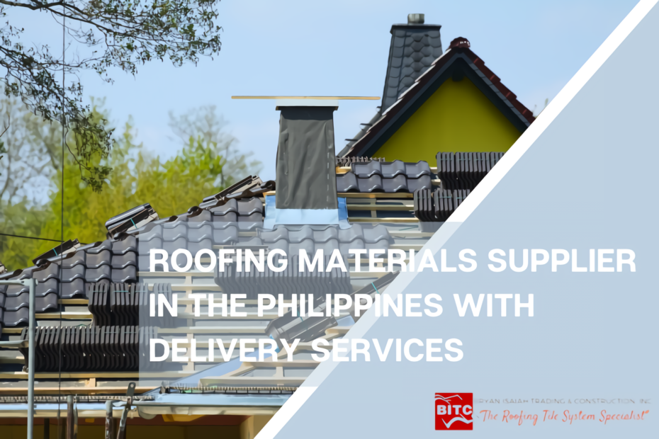 Roofing Materials Supplier
