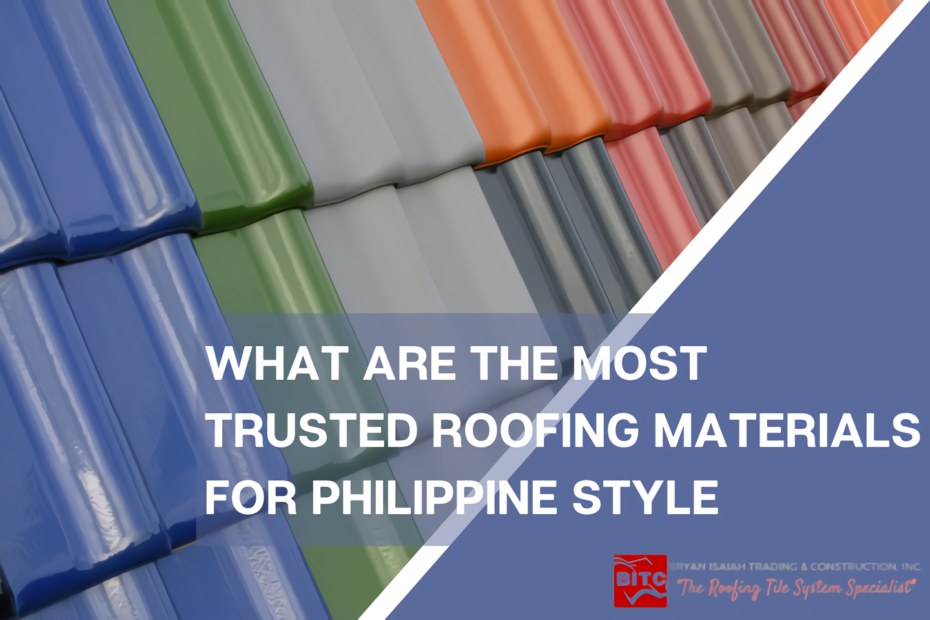 roofing materials Philippines