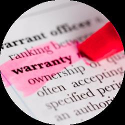 roofing contractors warranty
