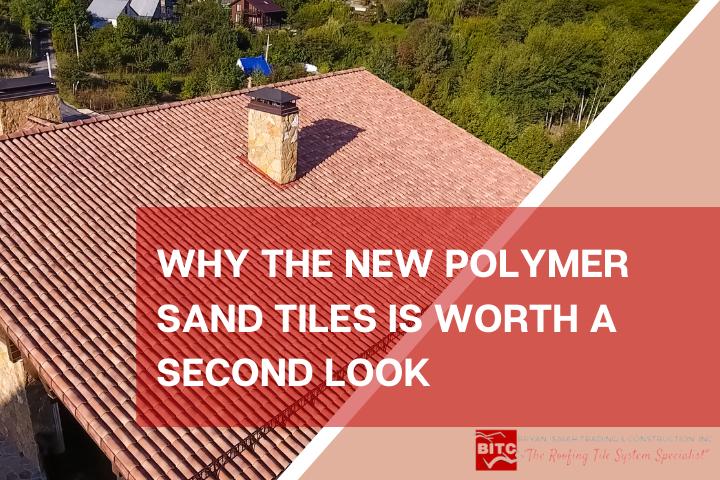 Polymer Sand Tiles